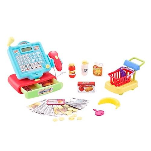 Brinquedo Multikids Super Caixa Registradora - BR1131