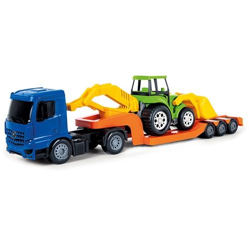 Brinquedo Poliplac Superfrota PLataforma - 7171