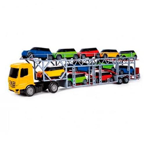 Brinquedo Poliplac Superfrota Transcar - 6969