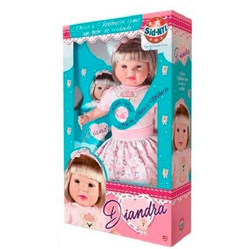 Brinquedo Sidnyl Boneca Diandra - 1320
