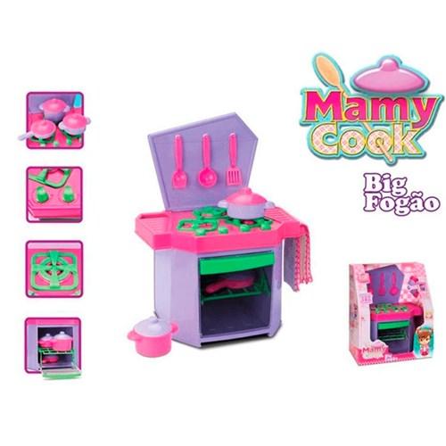 Brinquedo Silmar Big Fogão Mamy Cook - 6180