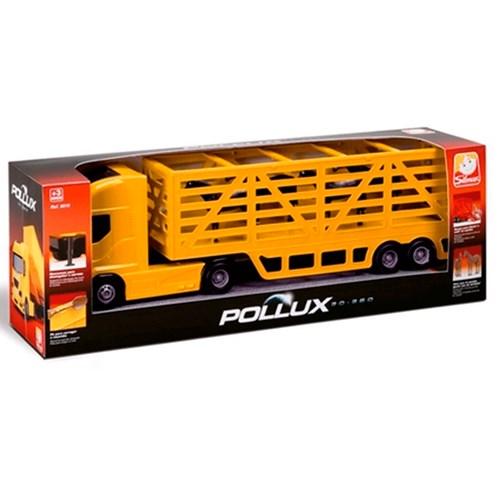 Brinquedo Silmar Carreta Pollux Haras - 6610