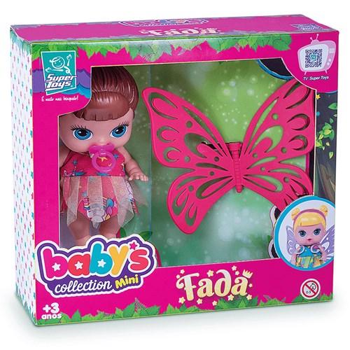 Brinquedo Super Toys Boneca Mini Fada - 373