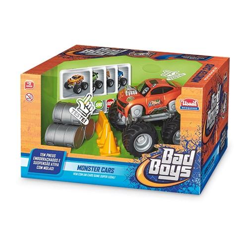 Brinquedo Usual Carro Bad Boys Mark - 454