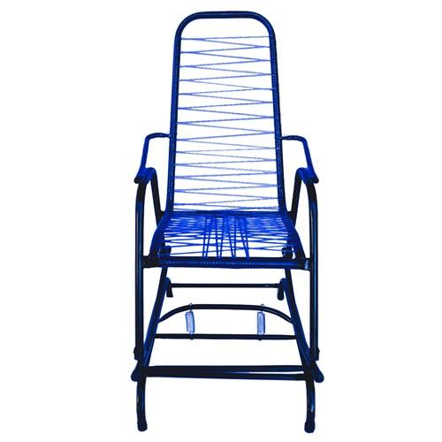 Cadeira de Área de Cordão Balanço Parreira - Azul