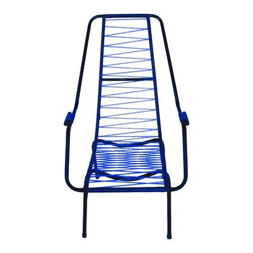 Cadeira de Área de Cordão Parreira - Azul