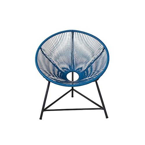 Cadeira de área WJ Sol - 225 - Azul