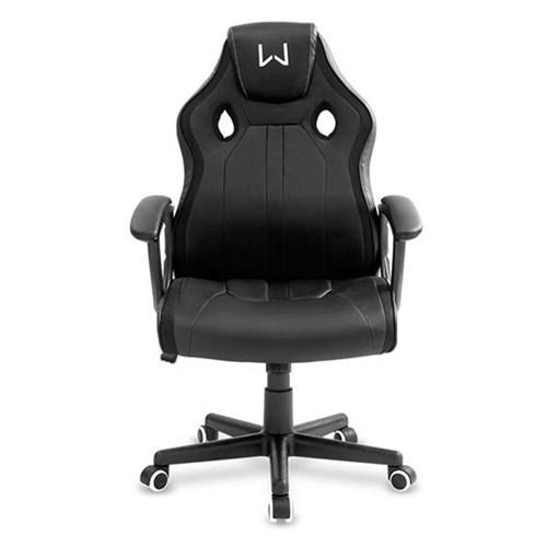 Cadeira Gamer Multilaser Warrior - Preta GA201