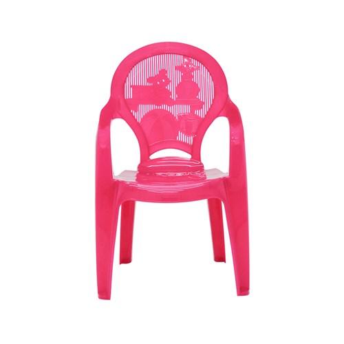Cadeira Infantil Tramontina Catty - 92266/060 Rosa