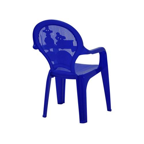 Cadeira Infantil Tramontina Catty - 92266/070 Azul