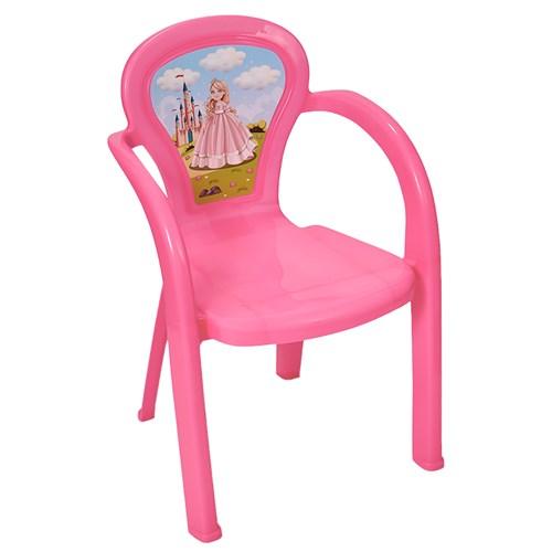 Cadeira infantil Usual Decorada - Princesa 272