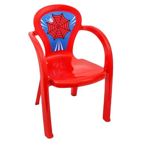 Cadeira infantil Usual Decorada - Teia 468