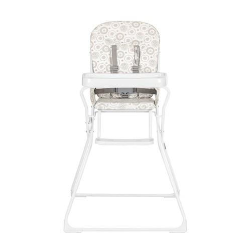 Cadeira Para Refeição Baby Bambini 1006 - Branco