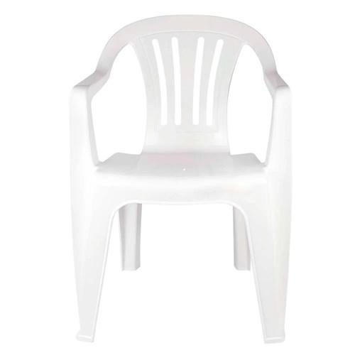 Cadeira Plástica MOR Bela Vista - Branco