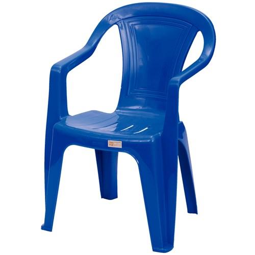 Cadeira Plástica Zap Marshall - Azul