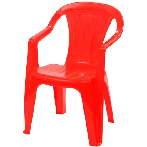 Cadeira Plástica Zap Marshall - Vermelha