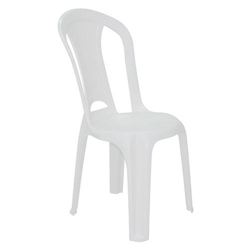 Cadeira Tramontina Bistrô Torres 92015010  - Branco