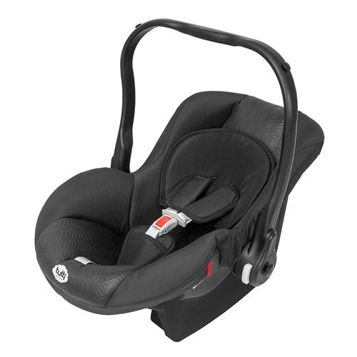 Cadeirinha para Auto Tutti Baby Bebê Conforto Black CB - 4700 Preto