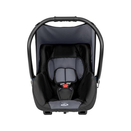 Cadeirinha para Auto Tutti Baby Bebê Conforto Evo - Preto/Cinza