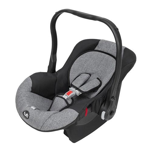 Cadeirinha para Auto Tutti Baby Bebê Conforto Silver CS - 4700 Cinza