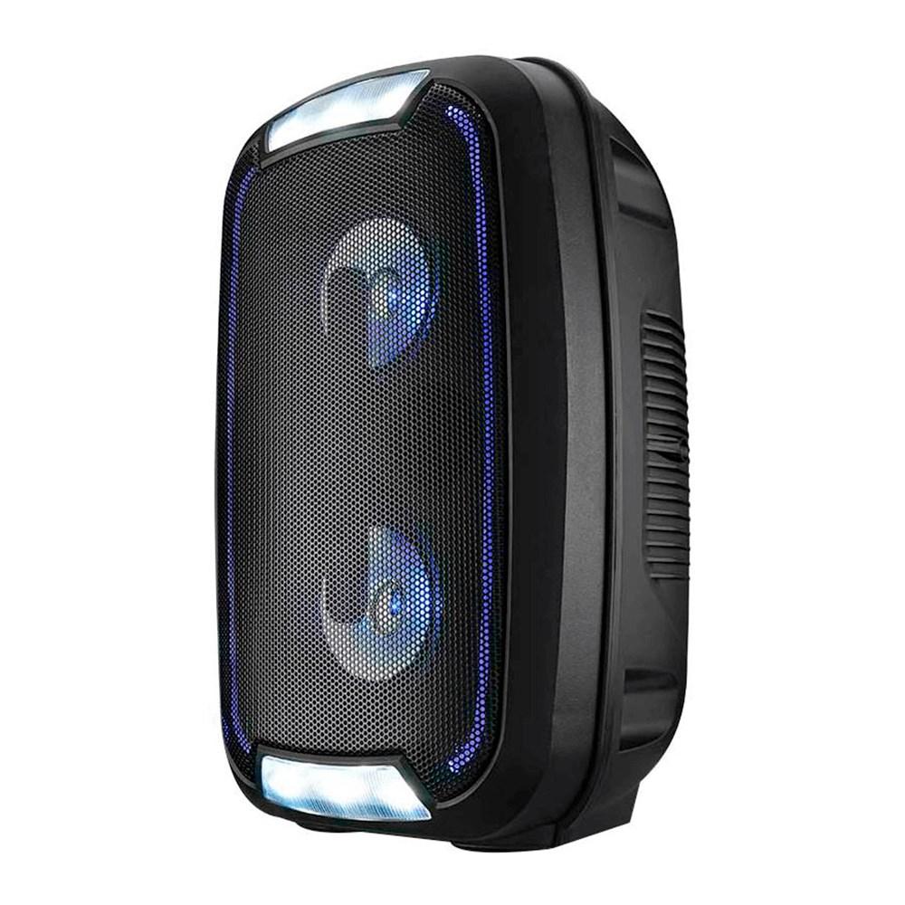 Caixa Amplificada Multilaser SP336 Party Speaker Bluetooth - USB 200w