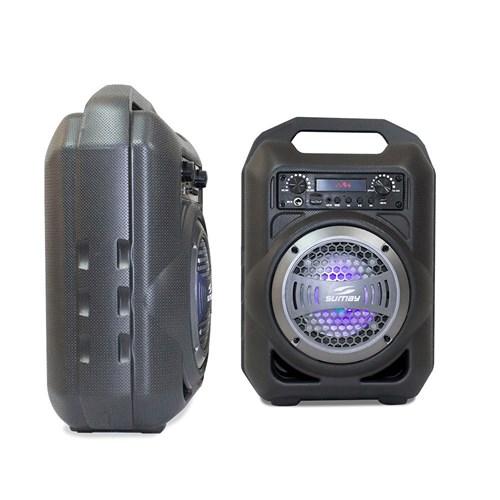 Caixa de Som Portátil Sumay SM-CSP1302 30W