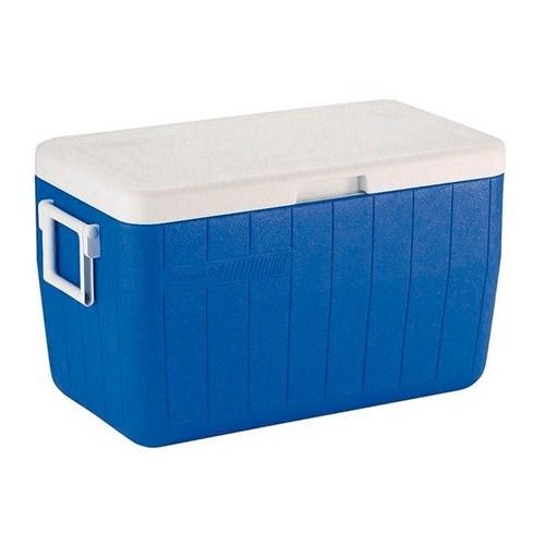 Caixa Térmica Coleman 8748 45,4L - Azul