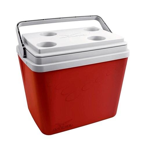 Caixa Térmica Invicta 8744 34L - Vermelha
