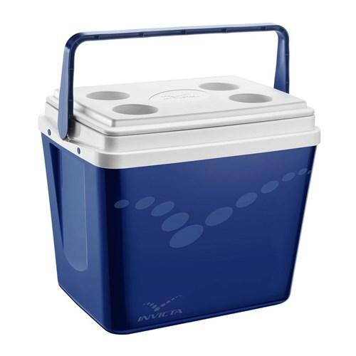 Caixa Térmica Invicta Pop 8744 34L - Azul