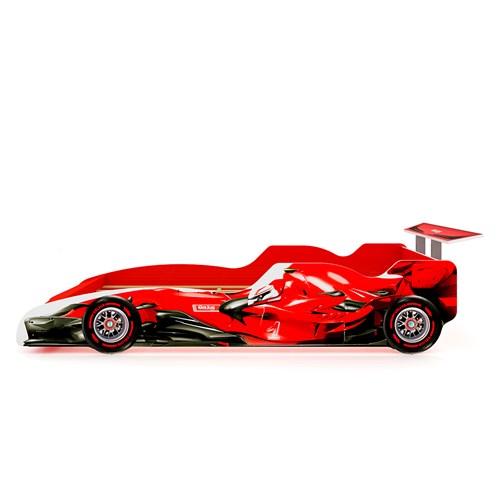 Cama Infantil Gelius F1 - Vermelho