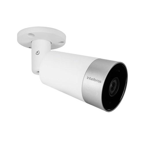 Camera Inteligente Externa Intelbras IM5 - Wi-fi - Full Hd - Branco