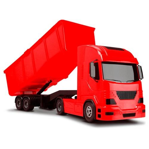 Caminhão Silmar Basculante - Pollux 6620