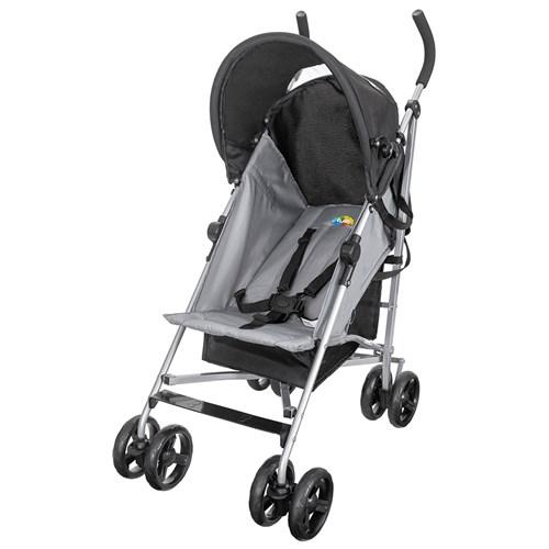 Carrinho de Bebê Tutti Baby Easy 3300 - Cinza 0 a 15kg