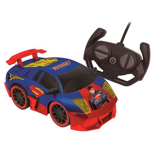 Carrinho de controle Auto Hero Liga da Justiça - 9656