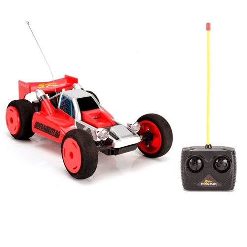 Carrinho de controle Candide Super Racing - 3513