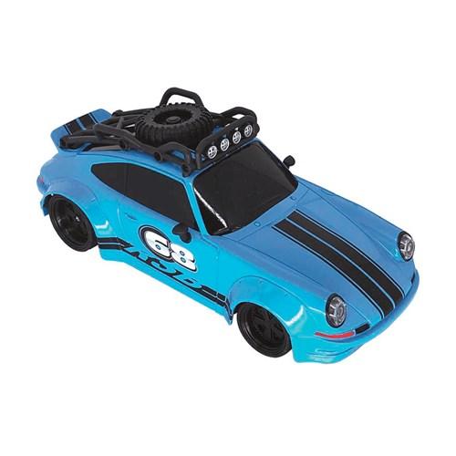Carrinho de controle remoto Turbo Driver - Candide 3535