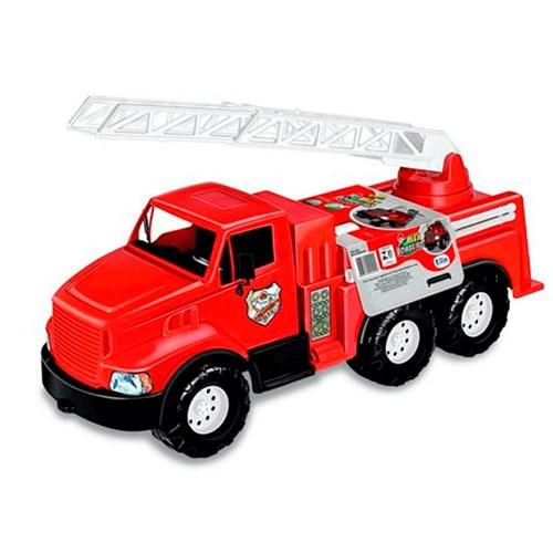 Carro Max Bombeiro - Tilin 409