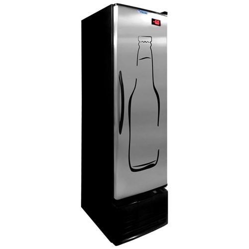 Cervejeira Fricon VCFC284 284L - Frost Free Inox 110v