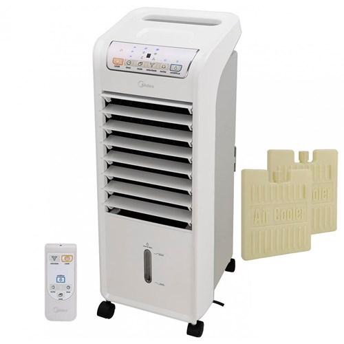 Climatizador de Ar Midea Frio 7L - 3 Velocidades AKAF1 110v