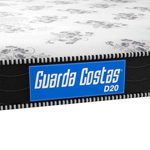 Colchão Casal Probel Espuma D20 - 128x12 GD Costas