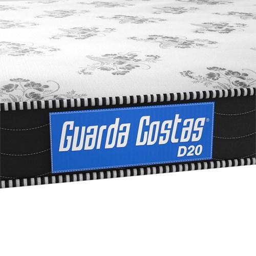Colchão Solteiro Probel Espuma D20 - 78x12 GD Costas