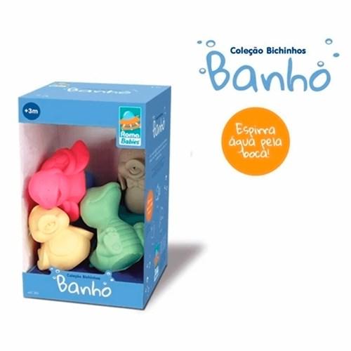 Coleção Bichinhos Banho - Roma 0121