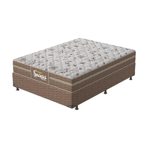 Conjunto Box Casal Probel 138x188 - Sucess Sleep