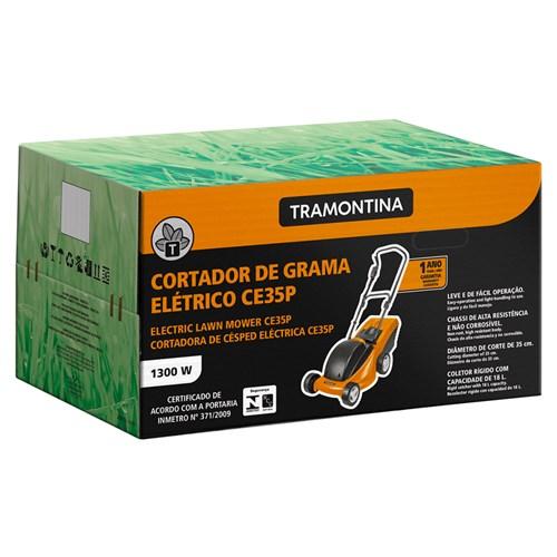 Cortador de Grama Tramontina CE35P - 1300W 220 V