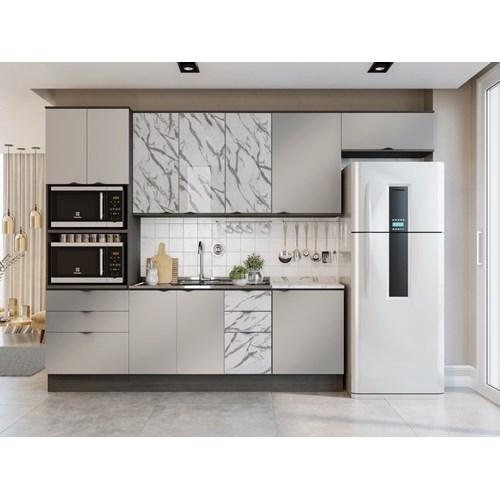 Cozinha CB542 Maxx Kappesberg 9 Peças - Nogal