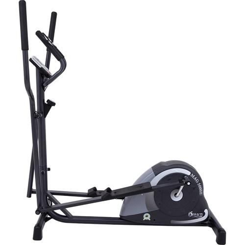 Elíptico Magnético Dream Fitness com 6 Funções MAG 5000E