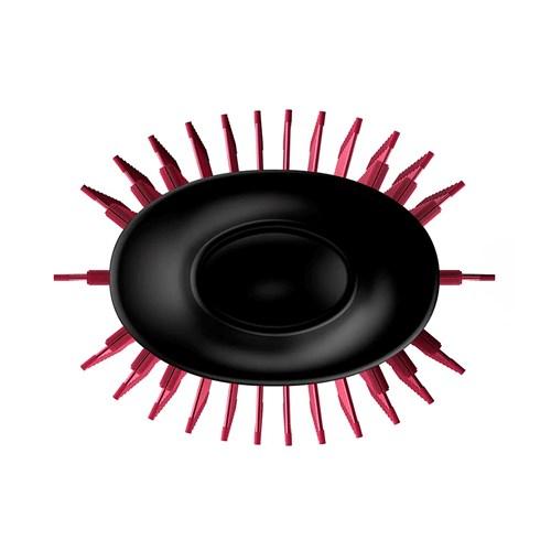 Escova Secadora Ga.ma Glamour Pink Brush 3D - 127V