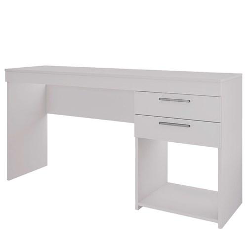 Escrivaninha Notavel Office 51015 - Branco 2 Gaveta