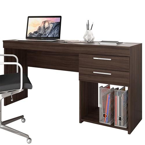 Escrivaninha Notavel Office 51015 - Malbec 2 Gaveta
