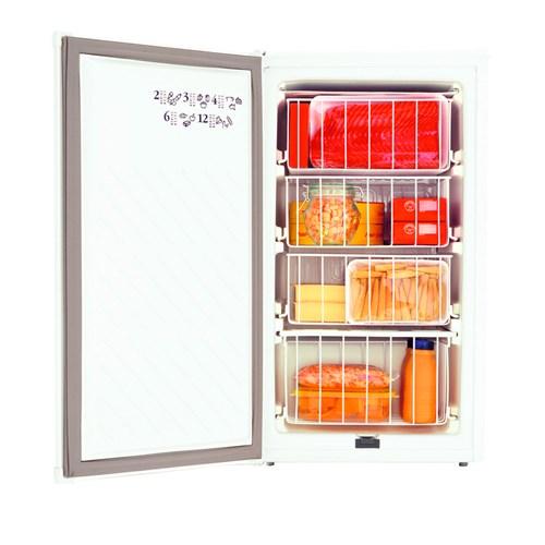 Freezer Consul CVY10BB 66L Branco - Vertical 110V